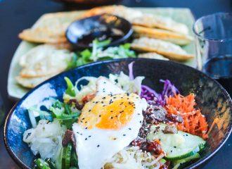 Bab & Kimchi