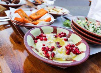 Alin Gaza Kitchen - Küche nach Familienrezept