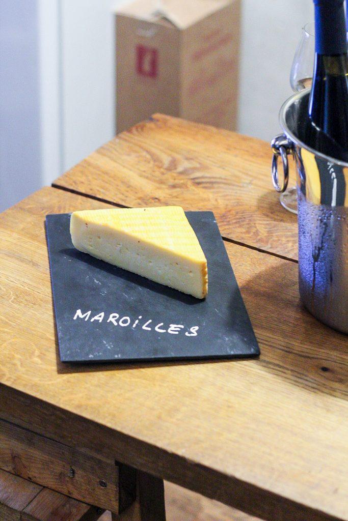 Augustas Box: Käse aus der La Cantine d'Augusta