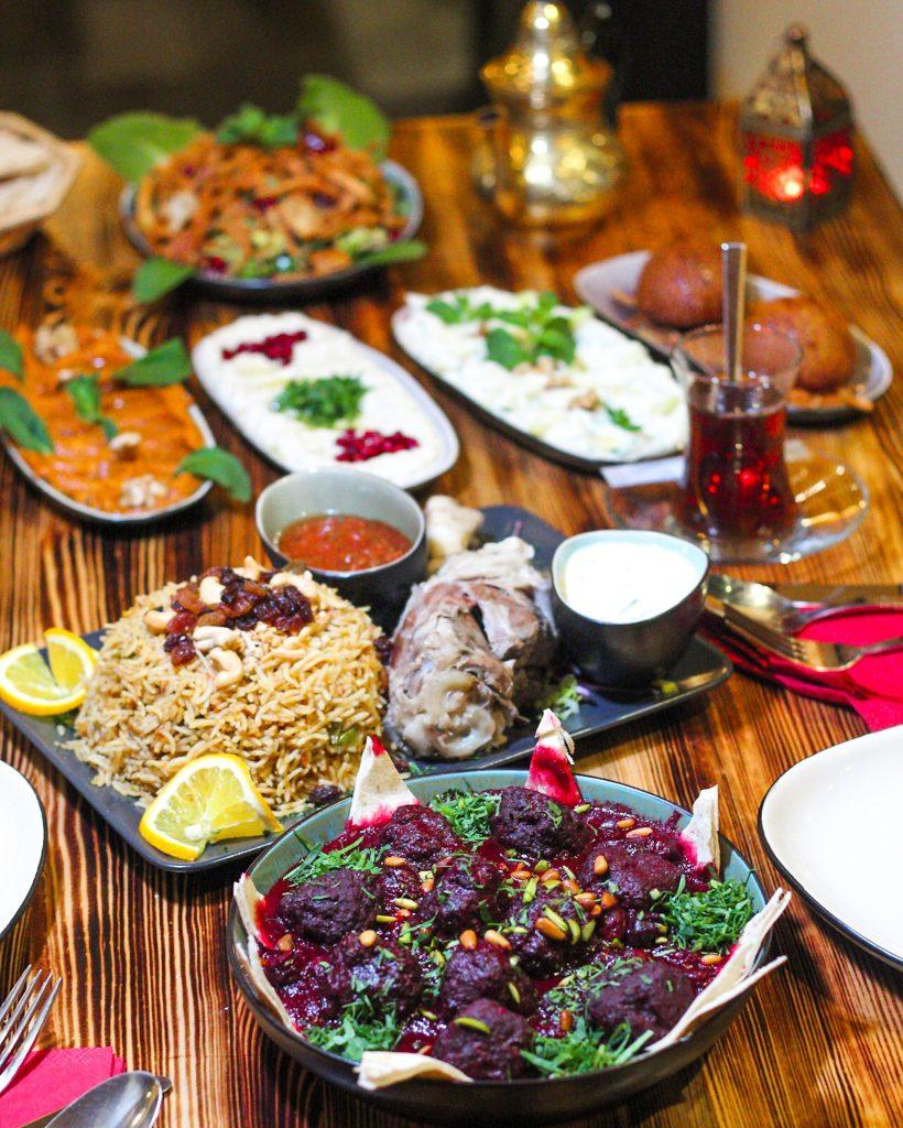 syrisches restaurant berlin