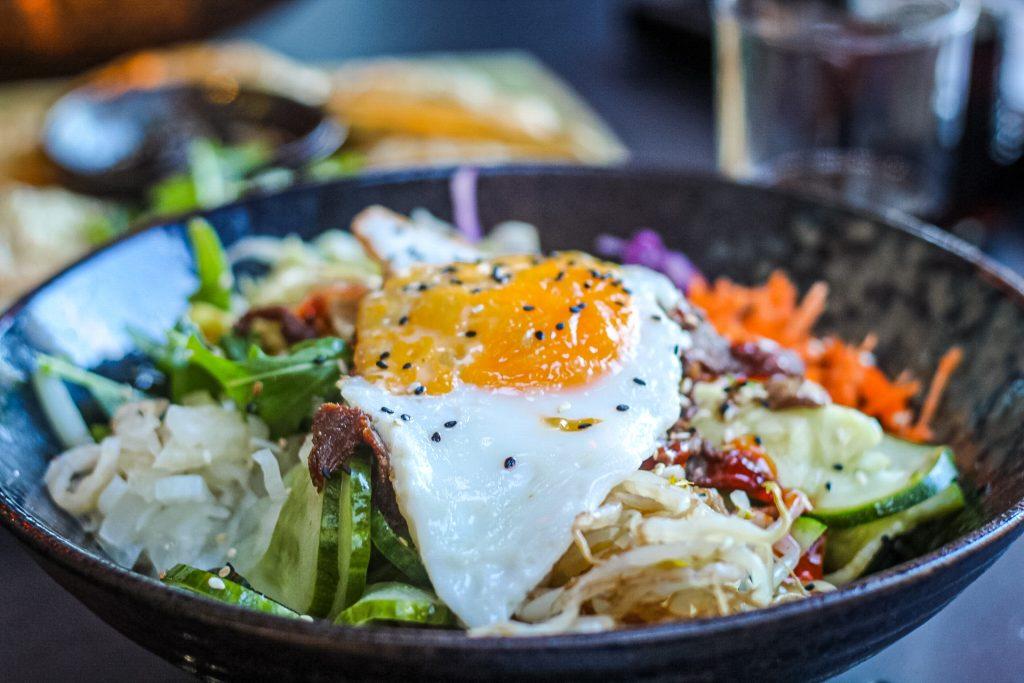 Koreanische Gerichte