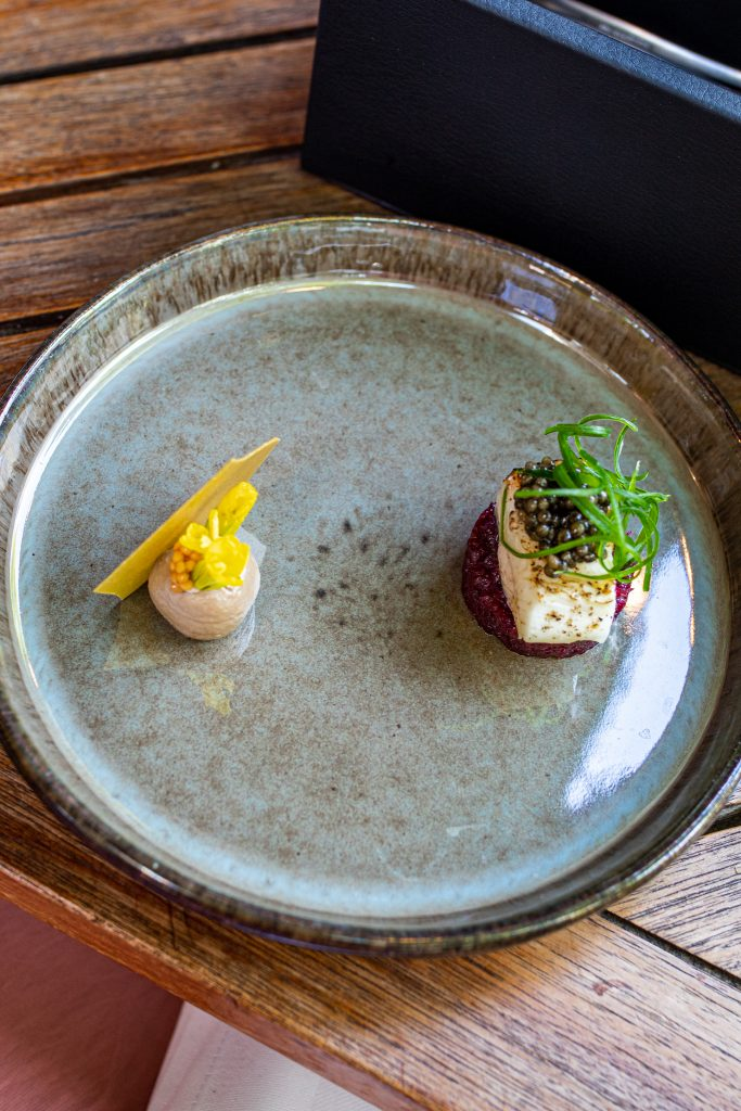 Leber und Kaviar